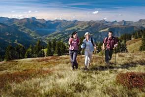 Erholung in der Salzburger Bergwelt