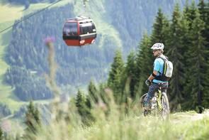 400 km markiertes MTB-Wegenetz