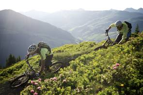 400 km bikeroutes